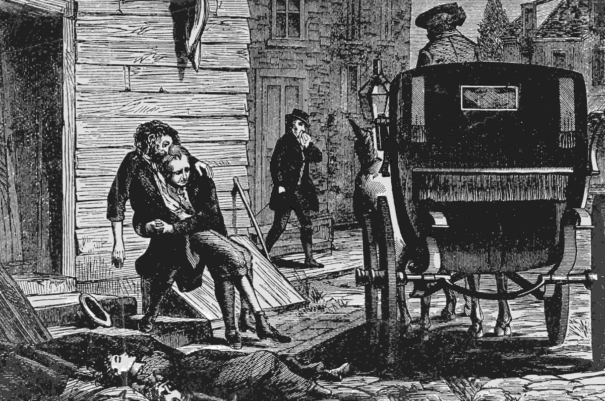 Read more about the article A Raging Fever Killed Thousands in 1790s Philadelphia