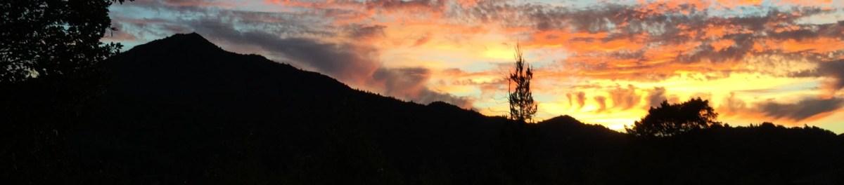 Mt Tamalpais, Preserve Ross Valley