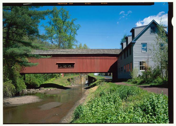 Uhlerstown Covered Bridge