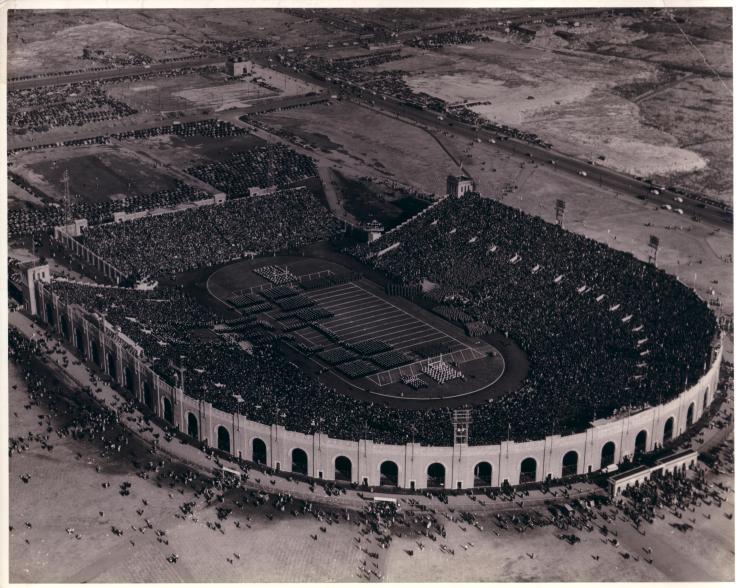 municipal stadium