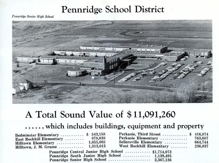 1966 book Pennridge properties