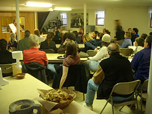 wheat event crowd