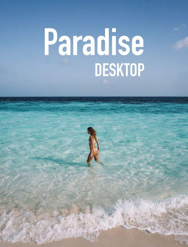 Paradise Desktop - Meryl Denis Presets