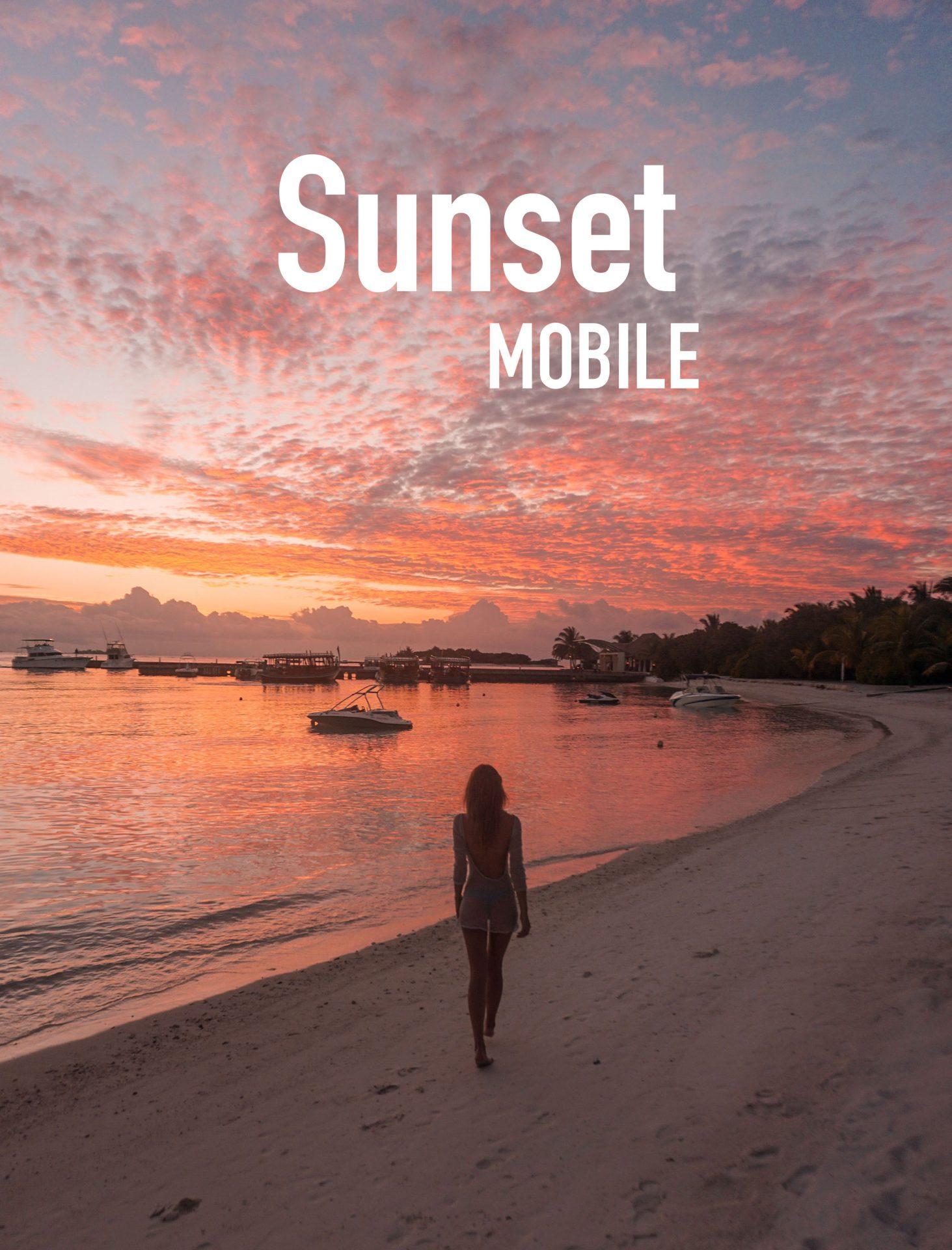 Sunset Mobile - Meryl Denis Presets