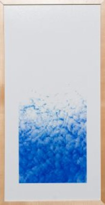 Cloud of Witnesses, Barry Sherbeck, Photograph, 2013, 25 x 13, Hebrews 12:1, $230