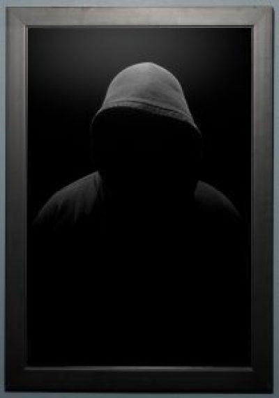 Beyond a Shadow, Barry Sherbeck, Photograph, 2012, 32 x 22, Luke 6:37, $350
