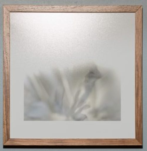 The Image of the Invisible, Barry Sherbeck, Photograph, bands of cloth, 2013, 17 x 17, Colossians 1:15, $200