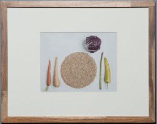 Displacement II, Barry Sherbeck, Photograph, vegan, 2013, 16 x 20, Mark 4:11, $175