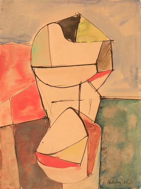 Jean Hélion, Composition, 1936