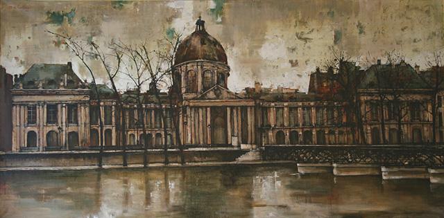 Michel de Gallard, Paris