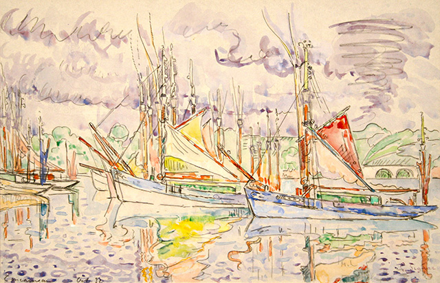 Paul SIGNAC 