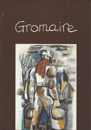 Catalogue of the exhibition GROMAIRE aquarelles dessins-2003