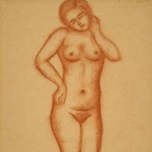 26 Aristide-Maillol-9-femme-nue-debout