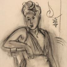 29 Henri-Matisse-Femme-assise-Michaela-1943