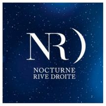 Logo Nocturne Rive Droite