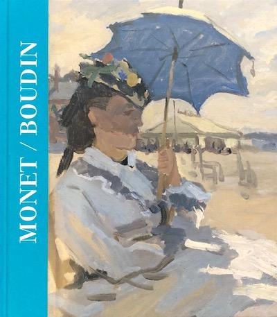 Catalogue de l'exposition Monet / Boudin, Musée Thyssen-Bornemisza, Madrid