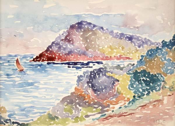 Henri-Edmond Cross, loaned work to Musée des Impressionnismes (2)