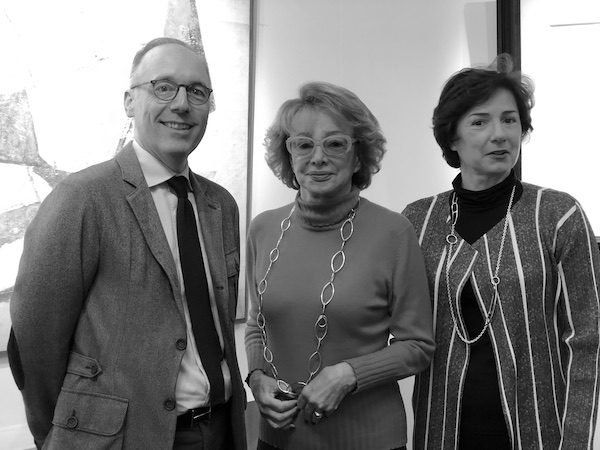 Eric-Antoine Noirel, Françoise Chibret, Florence Chibret-Plaussu