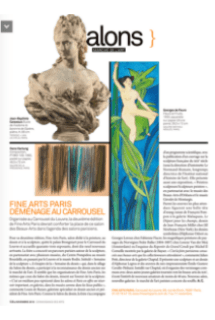 Connaissance des Arts, Novembre 2018