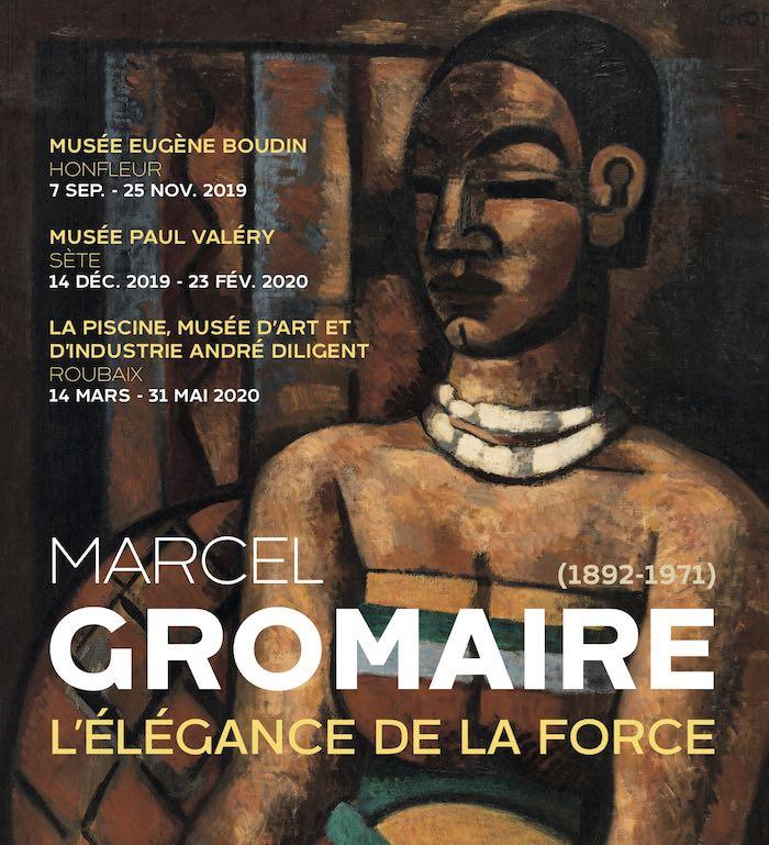 Marcel Gromaire, Exhibition, L'Élégance de la Force