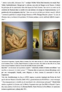 Article Marcel Gromaire, par Le Curieux des Arts, page 4