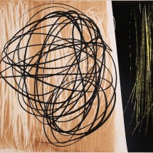 HARTUNG, Composition, 1973