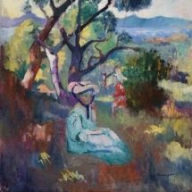 Galerie Artistes Henri Manguin FR