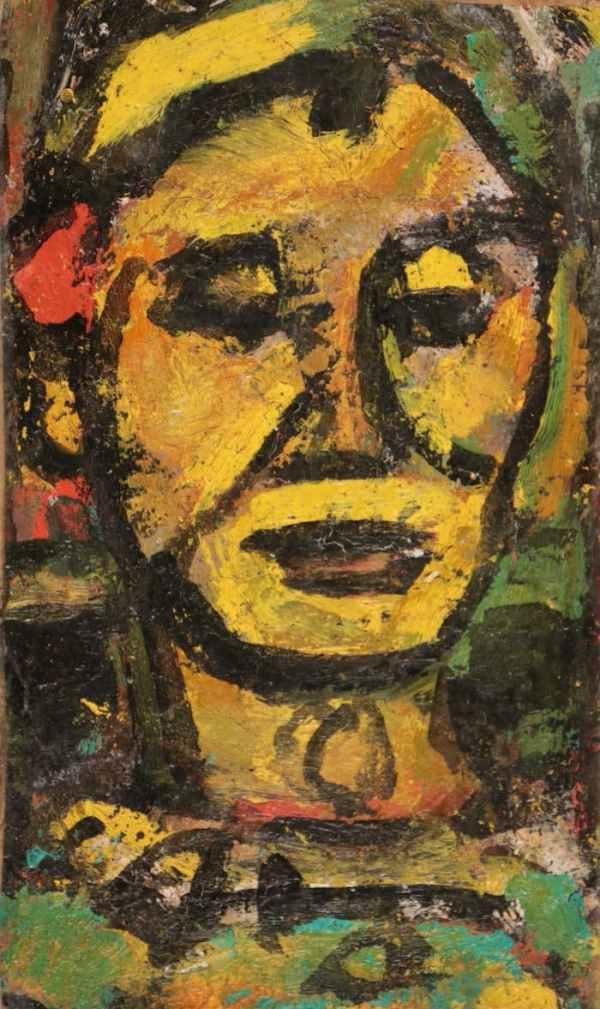 Georges Rouault, Marius II, C. 1949-56