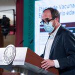 Ruy López Ridaura, director general del Centro Nacional de Programas Preventivos y Control de Enfermedades