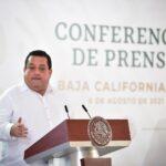 Carlos Mendoza Davis, gobernador de Baja California Sur