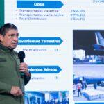 Luis Cresencio Sandoval, secretario de la Defensa Nacional