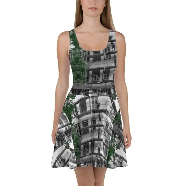 Serendipity Street - Skater Dress