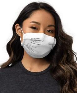 Distant Friend - Facemask