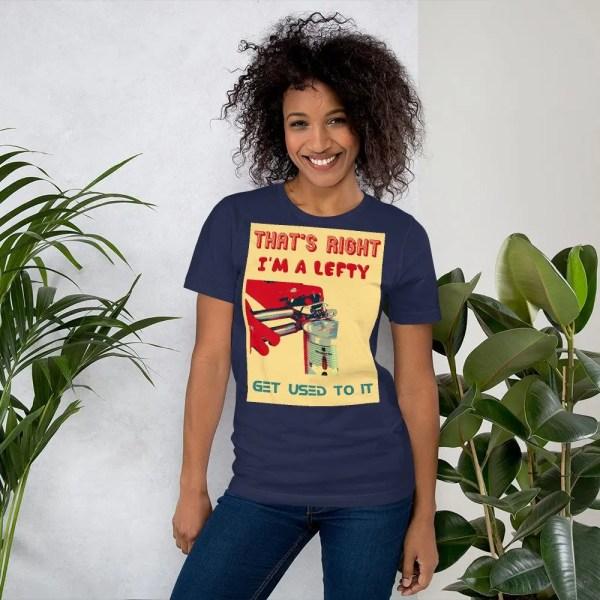 Shirt for Lefties - T-shirt