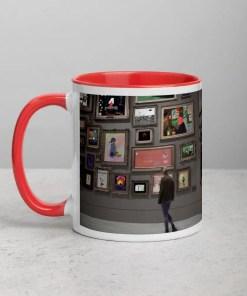 President Foo's gallery - Mug