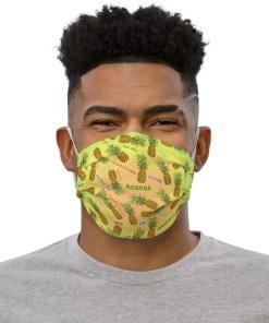 Ananas - Facemask