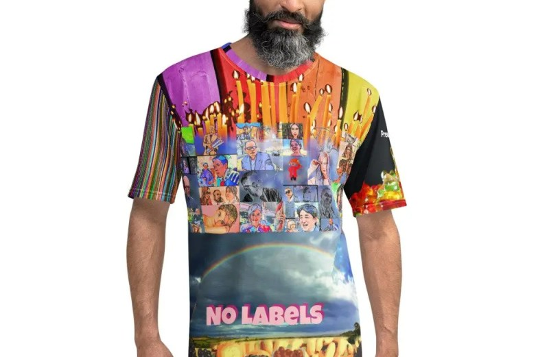 No Labels - All Inclusive - T-shirt men