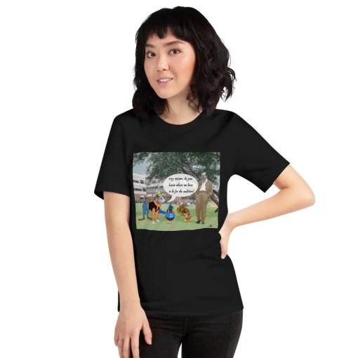 Audition - T-shirt