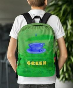 Green - Backpack