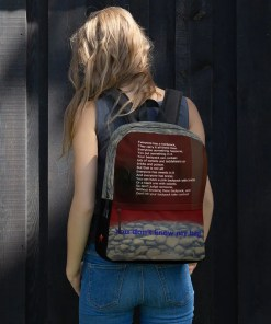 You don't know my bag - backpackYou don't know my bag - backpack