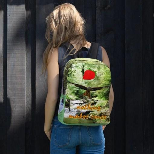 Nothing makes sense - Backpack
