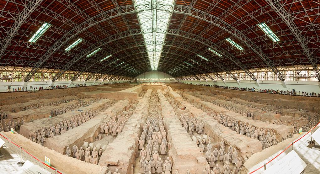 Empty Cities China