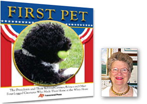 First Pets book