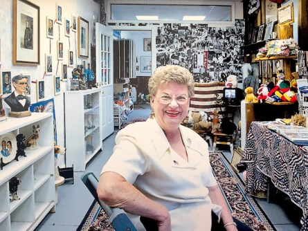 Claire McLean, 1998.