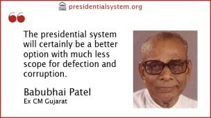 Quotes-babubhai patel