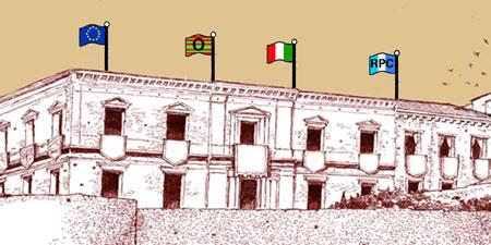 Alla presenza di un ospite straniero su sedi Regionali, Provinciali, Comunali