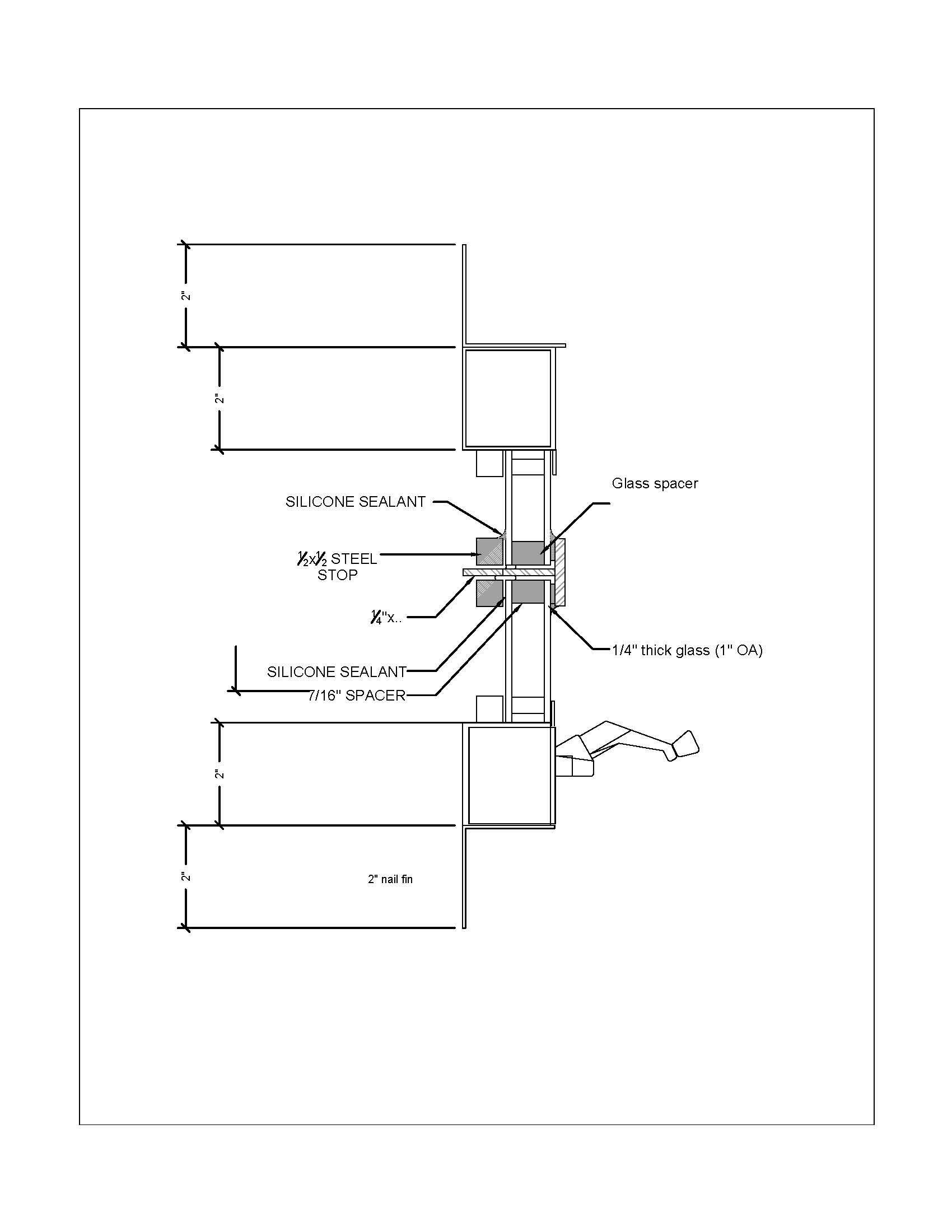 Cad Door Section Amp 02 Sc 1 St Holzkraft