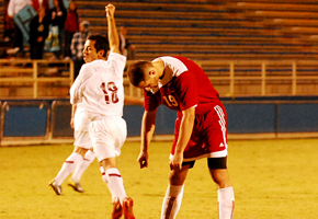 Golden goal keeps Warriors' NAIA run alive