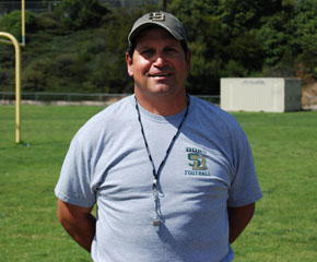 Melgoza hired to lead Dons football program