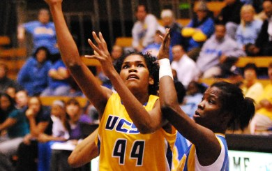 Gauchos bent by Bruins late run